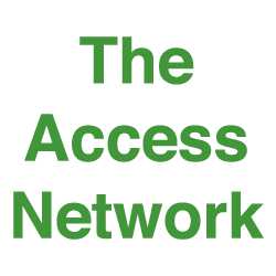Access Network Logo